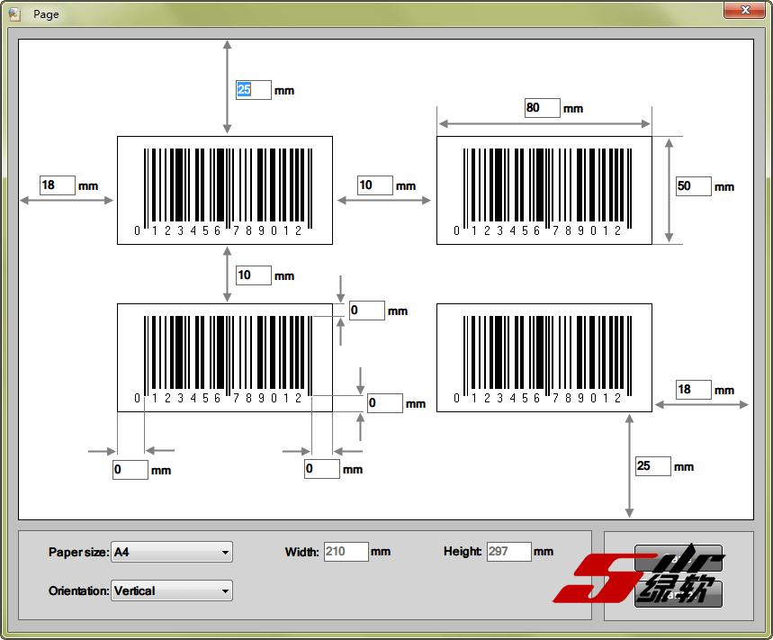 条码制作 Vladovsoft Bargen 9.1.0 安装版