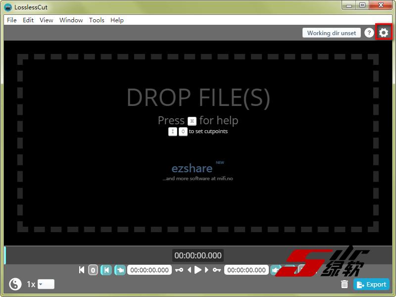 无损视频切割裁剪工具 LosslessCut 3.29.0 中文绿色版