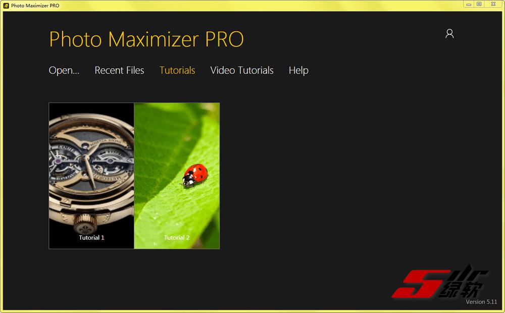 图像无损放大降噪 InPixio Photo Maximizer 5.11.7612  英文版